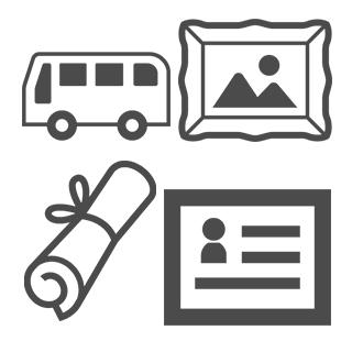 サービス一覧のイメージ